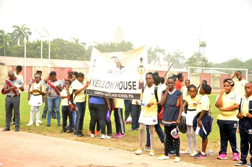 GCS HIGH SCHOOL INTER HOUSE SPORT 13