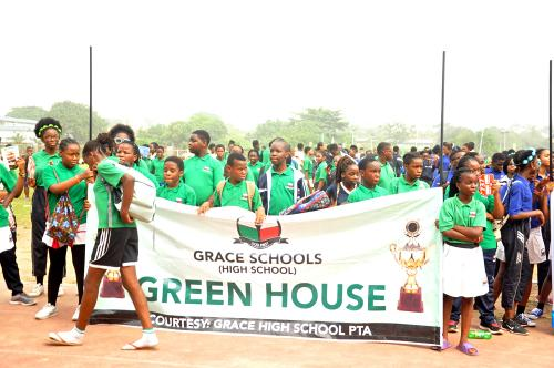 GCS HIGH SCHOOL INTER HOUSE SPORT 14