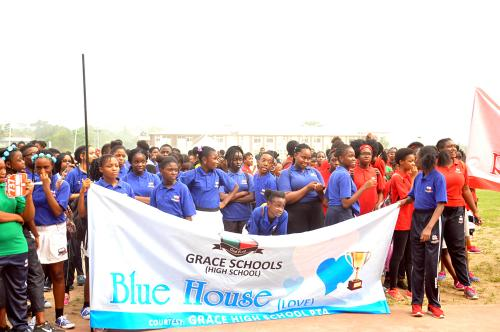 GCS HIGH SCHOOL INTER HOUSE SPORT 15