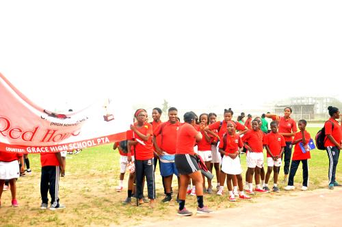 GCS HIGH SCHOOL INTER HOUSE SPORT 16