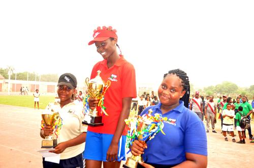 GCS HIGH SCHOOL INTER HOUSE SPORT 18