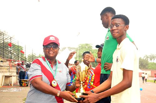 GCS HIGH SCHOOL INTER HOUSE SPORT 19