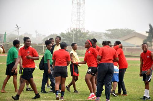 GCS HIGH SCHOOL INTER HOUSE SPORT 5